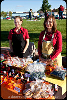 Order# is: FarmMkt-10 - Check out the size of the cookies in the booth ran by Nicki and Kathy