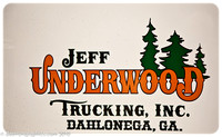 Jeff Underwood from Dahlonega Georgia is the semi driver