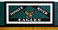 The Tongue River Lady Eagles v/s the Moorcroft Lady Wolves coming your way